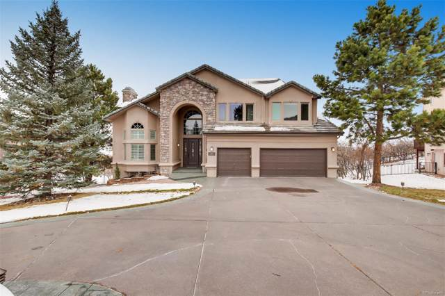171 October Place, Castle Rock, CO 80104 (#4197513) :: The Peak Properties Group