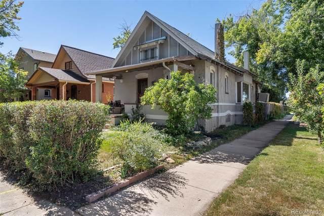1503 S Sherman Street, Denver, CO 80210 (#4197898) :: Venterra Real Estate LLC