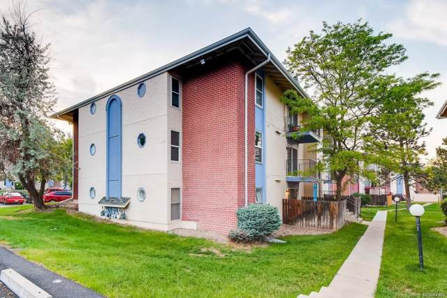 12138 Melody Drive #204, Westminster, CO 80234 (#4198263) :: Harling Real Estate