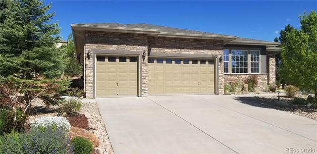 5500 Sawdust Loop, Parker, CO 80134 (MLS #4198609) :: Find Colorado