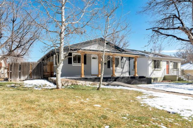 3230 S Corona Street, Englewood, CO 80113 (#4198923) :: Sellstate Realty Pros