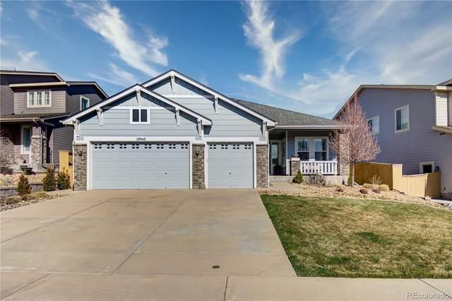 10940 Glengate Circle, Highlands Ranch, CO 80130 (MLS #4198962) :: Wheelhouse Realty