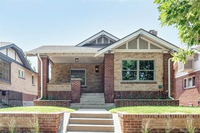 645 Garfield Street, Denver, CO 80206 (#4199845) :: Wisdom Real Estate