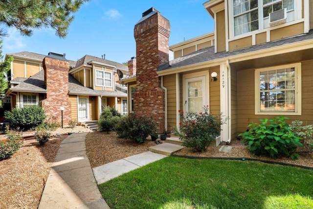 14129 E Dickinson Drive B, Aurora, CO 80014 (MLS #4200064) :: Bliss Realty Group