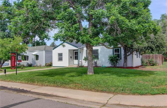 4396 S Pearl Street, Englewood, CO 80113 (#4200406) :: The Griffith Home Team
