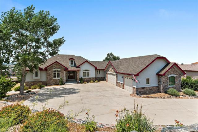 20037 E Hanging J Ranch Place, Parker, CO 80134 (#4200595) :: Wisdom Real Estate