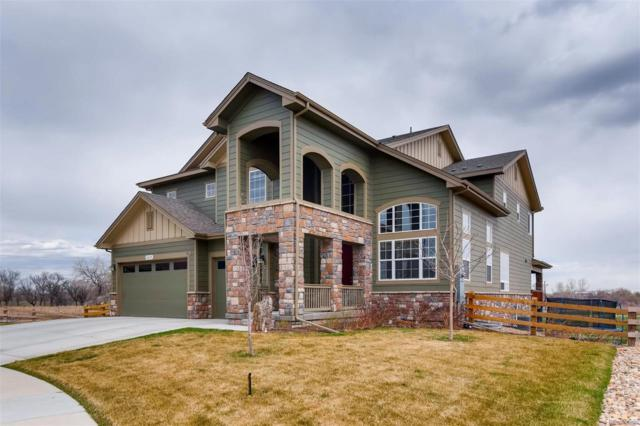 2615 Palomino Court, Fort Collins, CO 80525 (MLS #4200993) :: Keller Williams Realty