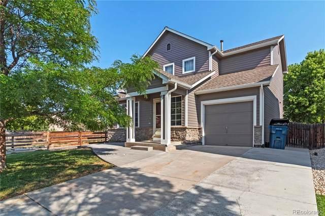 11807 E 116th Place, Commerce City, CO 80640 (#4201186) :: Peak Properties Group