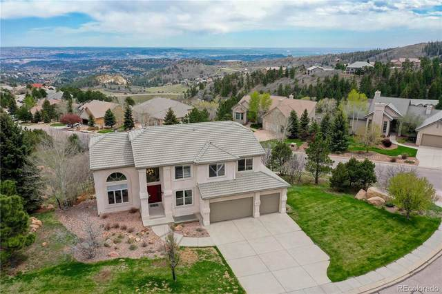 8415 Ryegrass Trail, Colorado Springs, CO 80919 (#4201238) :: The DeGrood Team