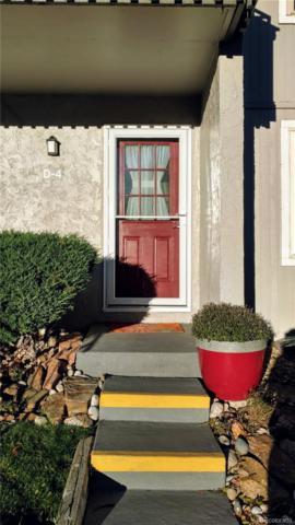 7105 S Gaylord Street D04, Centennial, CO 80122 (#4201459) :: Colorado Team Real Estate