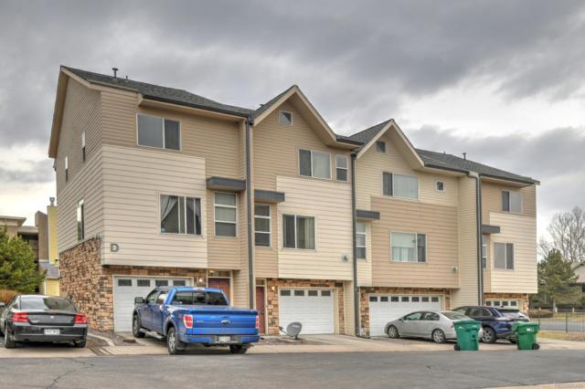 8751 Pearl Street D2, Thornton, CO 80229 (#4201665) :: Venterra Real Estate LLC