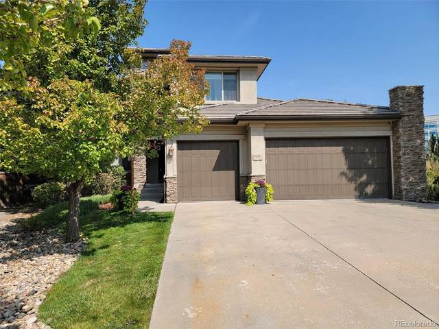 9630 Sunset Hill Circle, Lone Tree, CO 80124 (#4202180) :: The HomeSmiths Team - Keller Williams