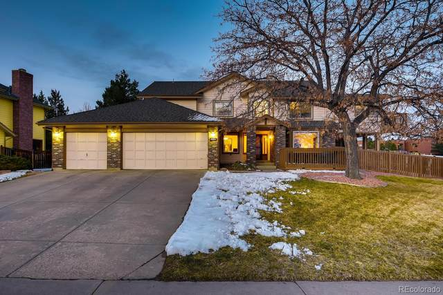 8664 Maplewood Drive, Highlands Ranch, CO 80126 (#4202234) :: The DeGrood Team
