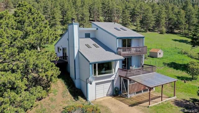 146 Coyote Court, Boulder, CO 80302 (MLS #4202534) :: The Sam Biller Home Team