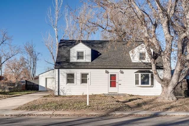 6655 W 45th Avenue, Wheat Ridge, CO 80033 (#4202980) :: milehimodern