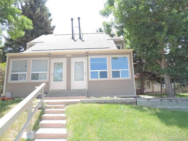 341 S Estes Street #32, Lakewood, CO 80226 (#4203009) :: James Crocker Team