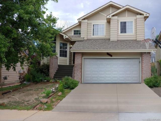 4870 N Foxtail Drive, Castle Rock, CO 80109 (#4203304) :: The Peak Properties Group