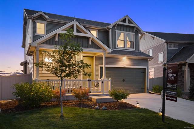 4411 Telluride Court, Denver, CO 80249 (#4203332) :: The Heyl Group at Keller Williams