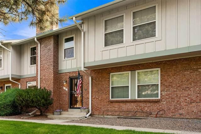 10208 E Jewell Avenue #19, Aurora, CO 80247 (MLS #4203431) :: Stephanie Kolesar