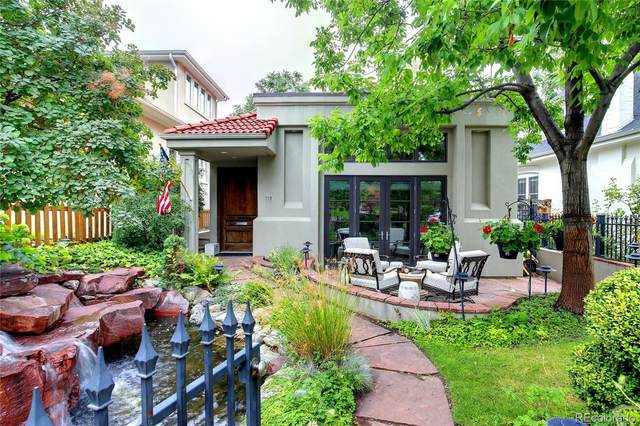 119 S Lafayette Street, Denver, CO 80209 (MLS #4204013) :: Neuhaus Real Estate, Inc.