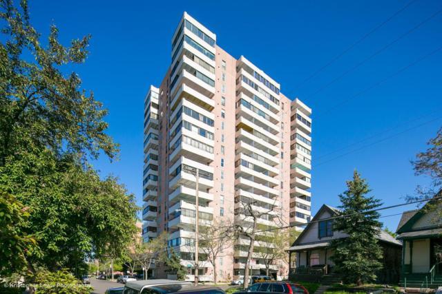 130 Pearl Street #1001, Denver, CO 80203 (#4204871) :: Wisdom Real Estate