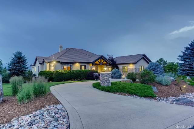 5671 Aspen Leaf Drive, Littleton, CO 80125 (#4205270) :: Berkshire Hathaway HomeServices Innovative Real Estate