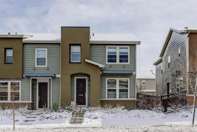 530 S Vance Street, Lakewood, CO 80226 (#4205399) :: 5281 Exclusive Homes Realty
