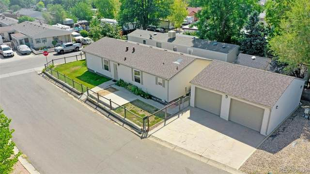 9081 Rampart Street, Federal Heights, CO 80260 (#4205414) :: Briggs American Properties