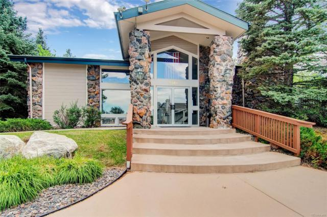 8416 Pebble Creek Way #104, Highlands Ranch, CO 80126 (#4205592) :: The DeGrood Team