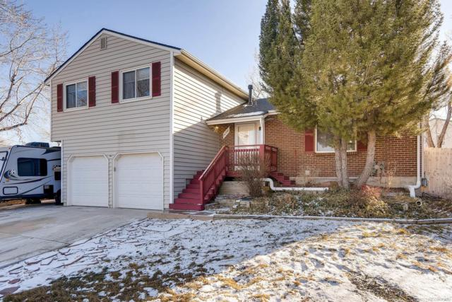 10550 W 104th Place, Westminster, CO 80021 (#4205616) :: The Griffith Home Team