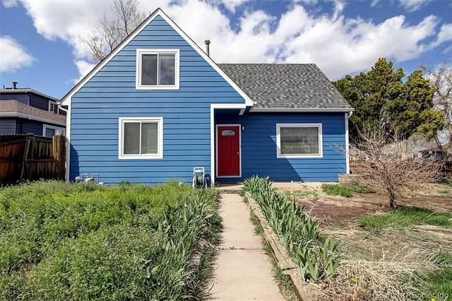 2201 W 46th Avenue, Denver, CO 80211 (#4205695) :: Re/Max Structure