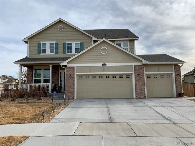 21056 E Duke Place, Aurora, CO 80013 (#4205958) :: The Griffith Home Team