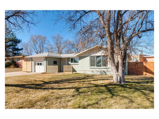 5911 S Crestview Street, Littleton, CO 80120 (MLS #4206003) :: 8z Real Estate