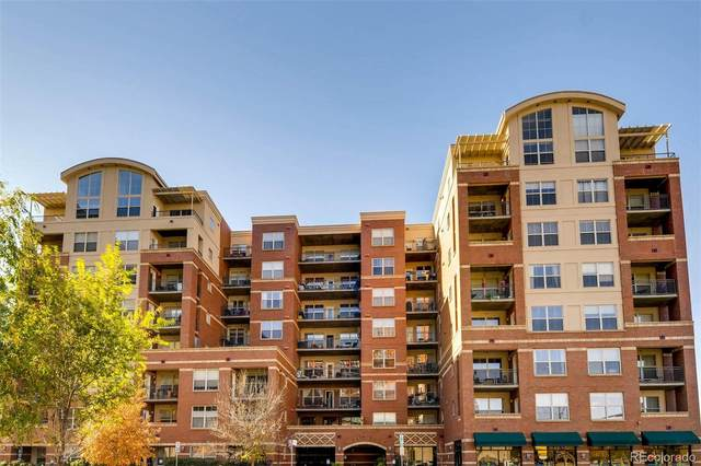 1975 N Grant Street #704, Denver, CO 80203 (#4206164) :: The Dixon Group