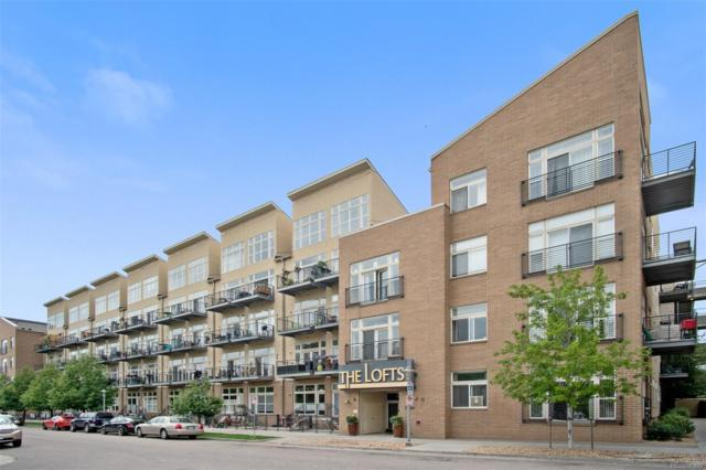 7240 W Custer Avenue #212, Lakewood, CO 80226 (#4206264) :: Structure CO Group