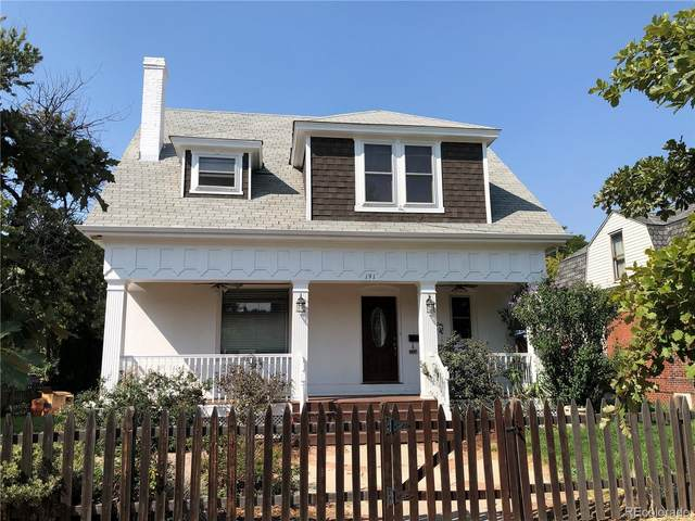 191 S Logan Street, Denver, CO 80209 (MLS #4206300) :: Bliss Realty Group