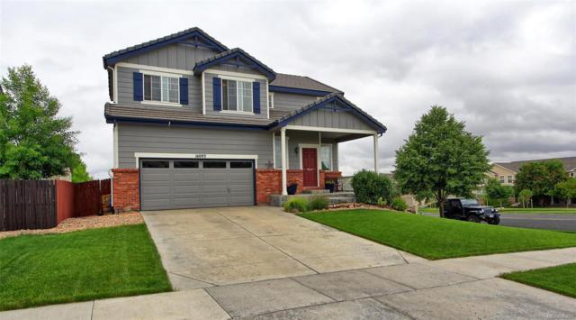 16093 E 96th Way, Commerce City, CO 80022 (#4206361) :: The Peak Properties Group