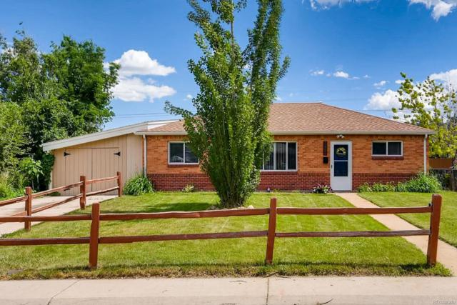 1880 Dichter Court, Thornton, CO 80229 (#4206401) :: The Heyl Group at Keller Williams