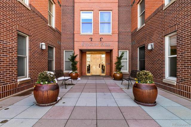 1631 N Emerson Street #403, Denver, CO 80218 (#4206770) :: Sultan Newman Group