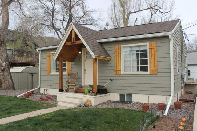 812 5th Street, Golden, CO 80403 (#4206779) :: The Griffith Home Team