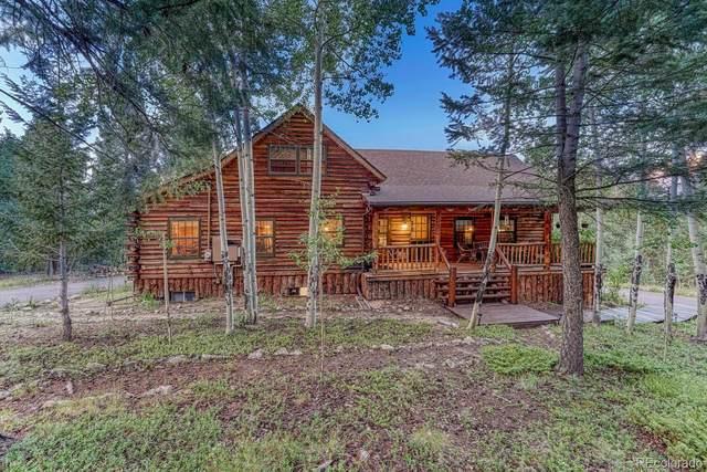 9670 S Warhawk Road, Conifer, CO 80433 (#4206878) :: Symbio Denver