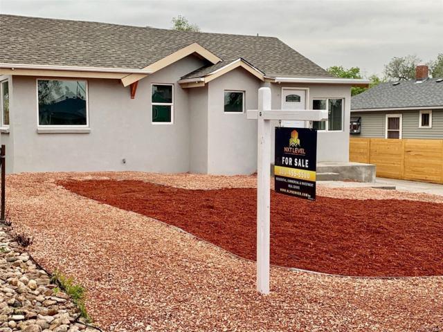 121 S Hazel Court, Denver, CO 80219 (MLS #4207146) :: 8z Real Estate