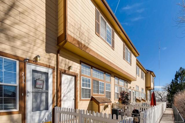 8199 Welby Road #205, Denver, CO 80229 (#4207175) :: The Heyl Group at Keller Williams