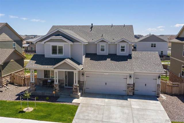 5414 Snapdragon Court, Brighton, CO 80601 (#4207495) :: Berkshire Hathaway HomeServices Innovative Real Estate