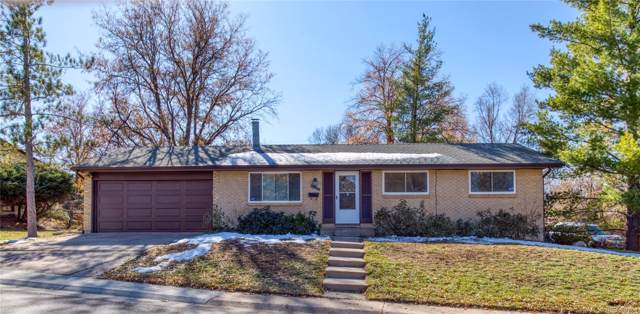 4220 E Fremont Avenue, Centennial, CO 80122 (#4207627) :: Bring Home Denver with Keller Williams Downtown Realty LLC