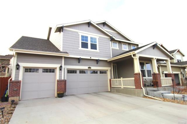 10018 Isle Circle, Parker, CO 80134 (#4207628) :: The HomeSmiths Team - Keller Williams