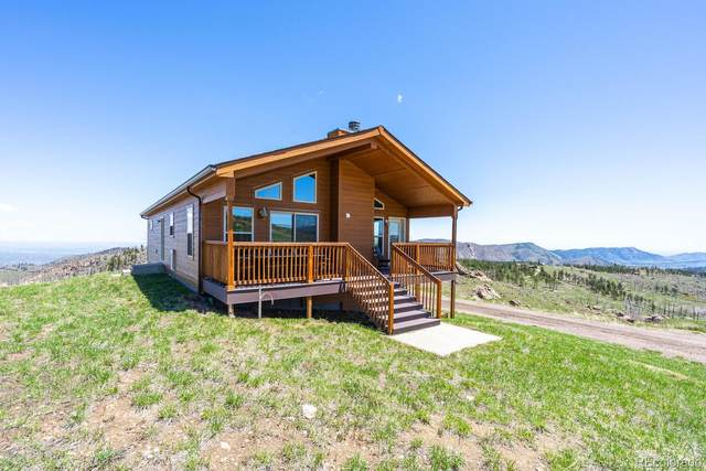 4111 Davis Ranch Road, Bellvue, CO 80512 (#4207794) :: The DeGrood Team