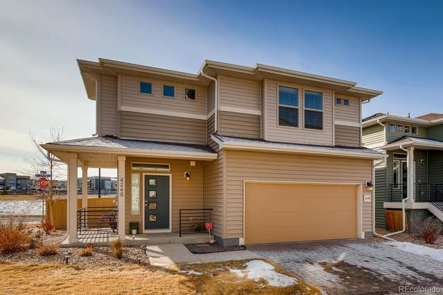 4248 N Meadows Drive, Castle Rock, CO 80109 (MLS #4208277) :: 8z Real Estate
