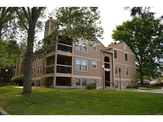 10950 W Florida Avenue #303, Lakewood, CO 80232 (MLS #4208930) :: 8z Real Estate