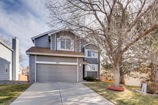 5078 S Elkhart Court, Aurora, CO 80015 (#4208937) :: Sellstate Realty Pros